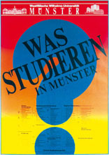 was studieren in Münster 1984