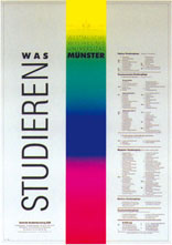was studieren in Münster 1986